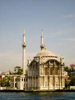 The Ortakoy mosque