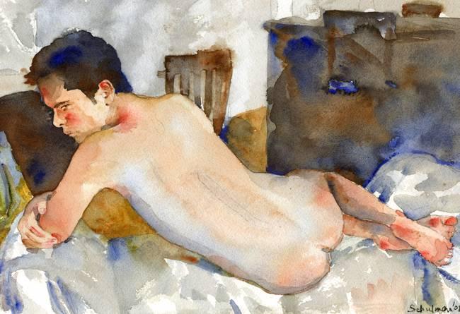 Naked Art Male 95