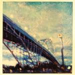 """fremont bridge"" by Suhyun"