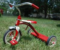 Red Tricycle
