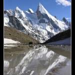 """""""Pakistan - Laila Peak"""" by marcogabbin"""