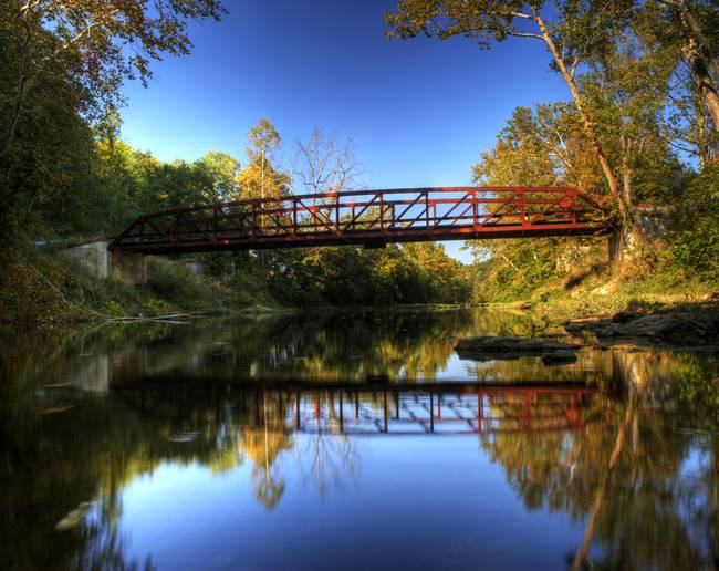 Rothrock's Mill Bridge