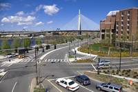 Boston's Zakim Bridge