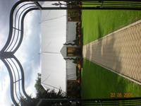 entrance - Wedding marquee