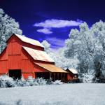 """""""Infrared Barn"""" by kraney"""