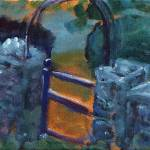 """Chapel Hill Gate Peekskill"" by tomkuehl"