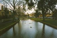 Bourton on the Water, Cotswolds, England