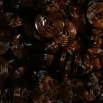 """""""Black Swirls"""" by DonnaCorless"""