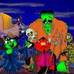"""halloween people"" by GeorgeFuchs"