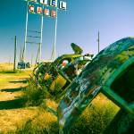 """Route 66 Conway Bug Ranch"" by AlanCopson"