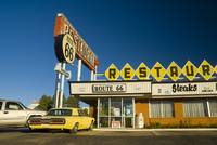 The Route 66 Restaurant, Santa Rosa, New Mexico