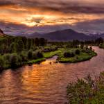 """Snake River Sunrise"" by jpat"