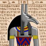 """Set (Sutekh) - Egyptian God"" by cathighart"