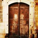 """Old Door In Antalya: EMK 1911"" by joshuaphotography"