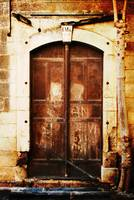 Old Door In Antalya: EMK 1911