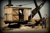 Steam Shovel First Edit