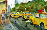 Rushing Taxis