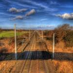 """Railroad"" by Batram"
