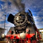"""Steam Locomotive"" by Batram"