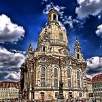 """Frauenkirche"" by Batram"
