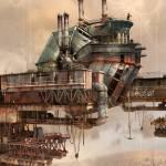 """""""Dry-dock"""" by tredowski"""