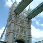 """Tower Bridge, London, England"" by marlenepringle"