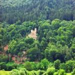 """""""Heidelberg Castle in Germany"""" by Sari-Art"""