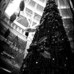 """KLCC_Mall_BW"" by MichaelOh"