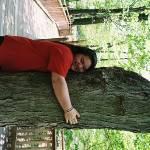 """My tree hugger"" by rphotogirl"