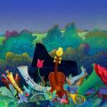 """""""Spring Symphony"""" by silvaprintsnow"""