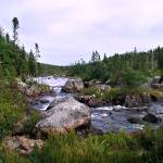"""Gambo, Newfoundland.  Joeys Walk"" by bobsmithuk"