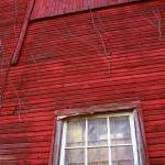 """Red Barn Window"" by mjflores"