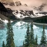 """Moraine Lake"" by fikretonal"