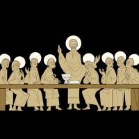 Last Supper Art Prints & Posters by Abbey Giftshop