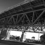 """Sydney Harbour Bridge, the begining"" by bobsmithuk"