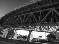 Sydney Harbour Bridge, the begining