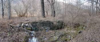 Landrus Foundations Panorama 2, 2006