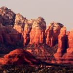 """Hazy Sedona Morning"" by rayjacque"