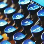 """""""Typewriter Keys"""" by mondaysmemories"""