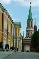 Canons at the Kremlin