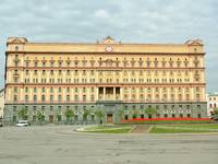 KGB Headquarters Moscow