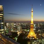 """""""Night view from Atago Tower"""" by rein"""
