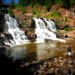 """Gooseberry Falls"" by kellychandler"
