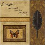 """Strength"" by LydiaB"