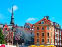 Riga in Summertime