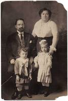 Early 1900's Russo Family Photo