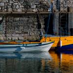 """Carnlough Harbour"" by stephenmaxwell"