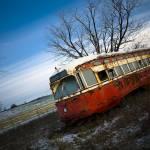 """TTC Streetcar No. 1"" by hansenphotography"