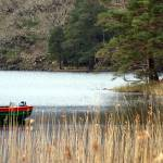 """Boat at Muckross Estate, Ireland [0661.1]"" by ExclusiveImage"