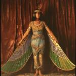 """Egyptian-look dancer"" by vintagepostcards"